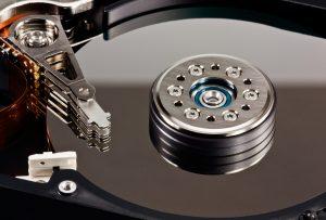 Proces odzysku danych